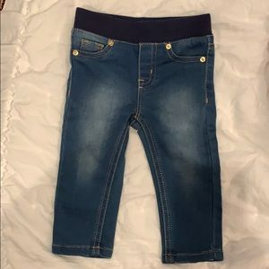 Cat & Jack Jean Jeggings NWOT